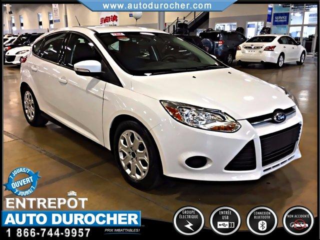 Ford Focus AUTOMATIQUE TOUT ÉQUIPÉ SIEGES CHAUFFANTS 2014