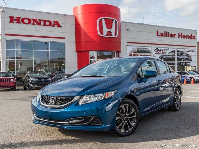 Honda Civic EX +GARANTIE 10/200 000 KM 2014