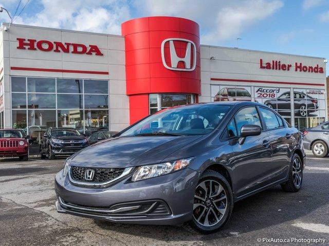 Honda Civic EX +GARANTIE 10 ANS OU 200 000 KM 2015