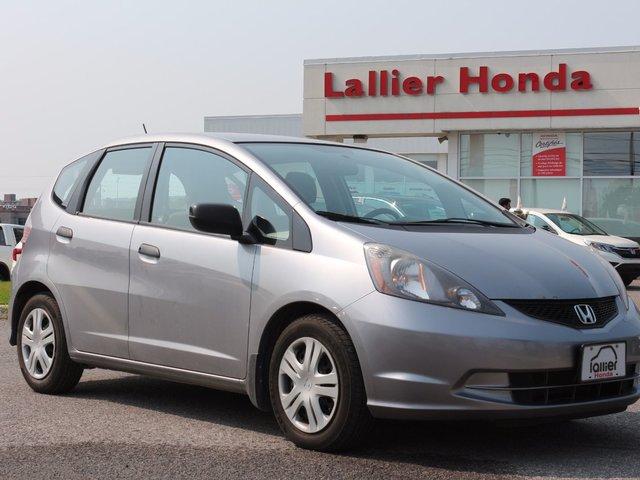 Honda Fit DX-A 2009
