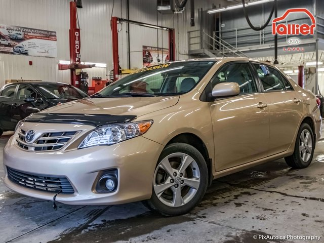 2013 Toyota Corolla CE AIR CLIM. *INSPECTION MECANIQUE FAITE*