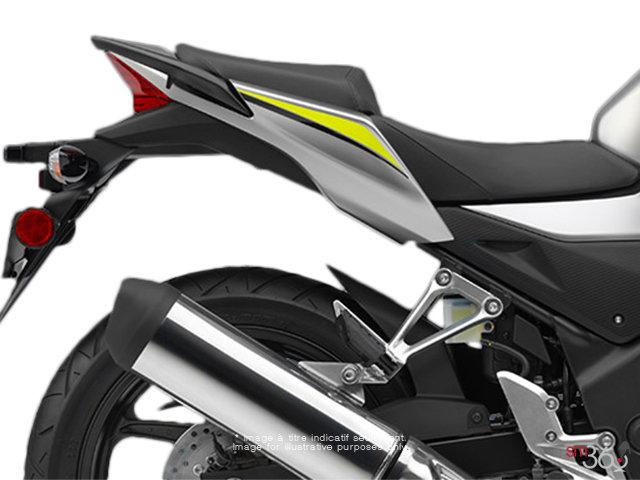 2017 Honda CB300F STANDARD