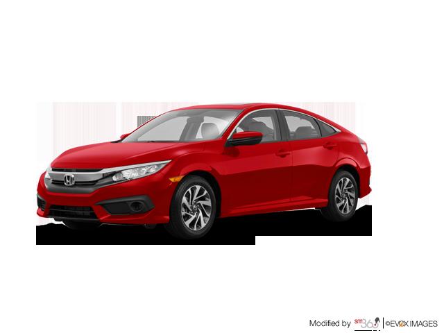 2017 Honda CIVIC SDN EX HS EX