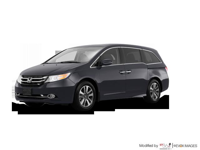 2017 Honda ODYSSEY TOURING TOURING