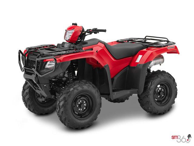 2017 Honda TRX500 Rubicon IRS