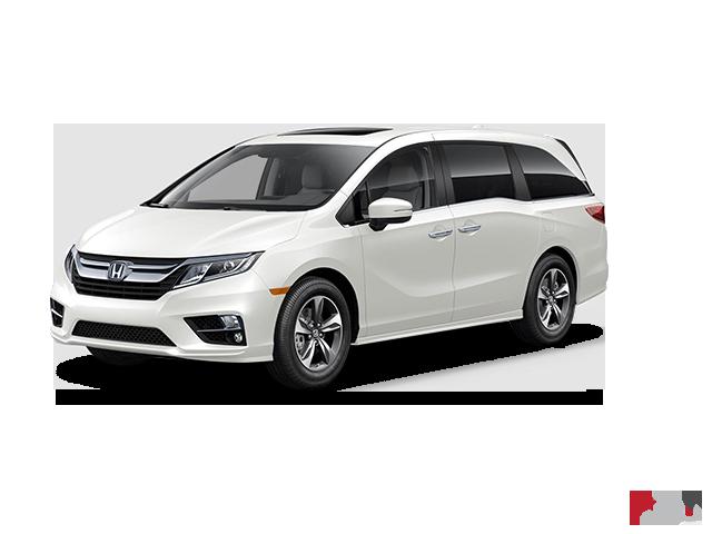 2018 Honda ODYSSEY EX-L-RES