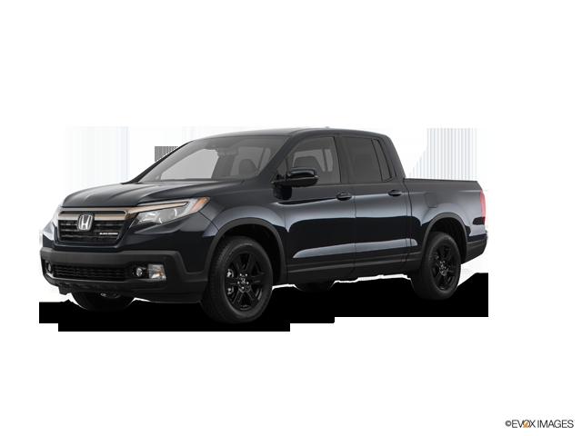 Honda RIDGELINE BLACK EDITION Black Edition 2019