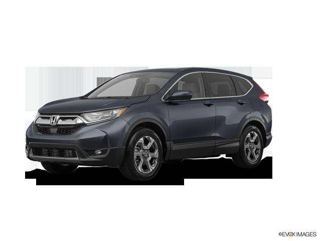 2019 Honda CR-V EX AWD LX