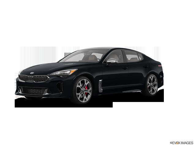 2019 Kia STINGER GT LIMITÉE INT. ROUGE GT Limited