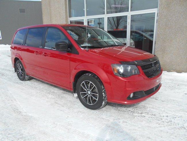 Dodge Grand Caravan SXT Plus BalckTop 2013