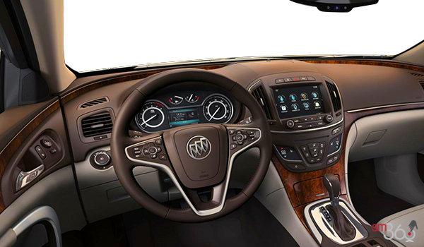 2016 Buick Regal PREMIUM II | Photo 3 | Light Neutral/Cocoa Leather
