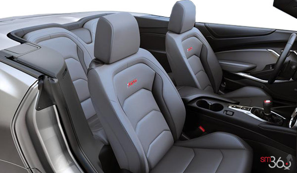 2016 Chevrolet Camaro convertible 2SS | Photo 1 | Medium Ash Grey Leather