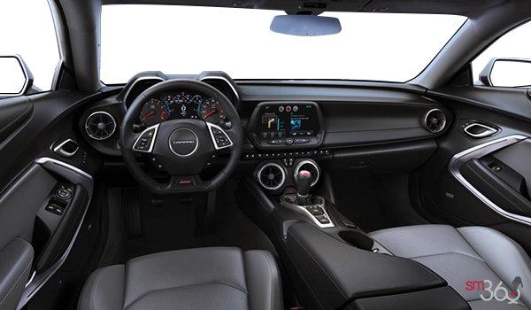 2016 Chevrolet Camaro coupe 2SS | Photo 3 | Medium Ash Grey Leather