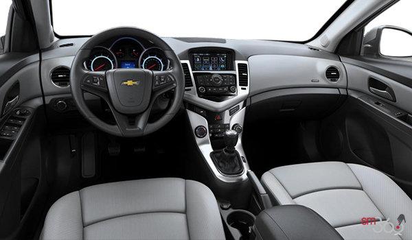 2016 Chevrolet Cruze Limited 1LT | Photo 3 | Medium Titanium Premium Cloth