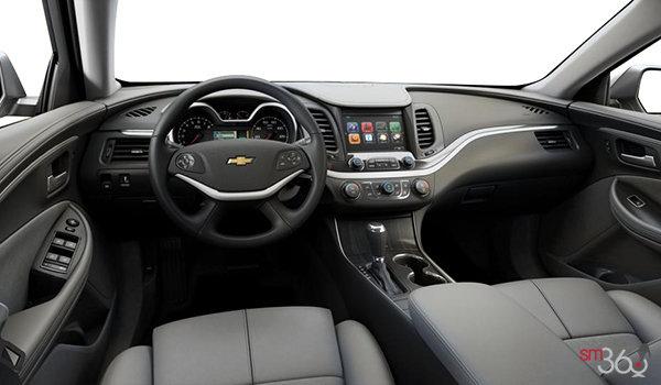 2016 Chevrolet Impala 2LT | Photo 3 | Dark Titanium/Jet Black Leather