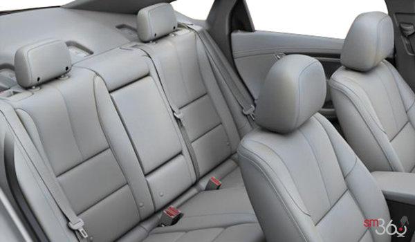 2016 Chevrolet Impala LTZ | Photo 2 | Dark Titanium/Jet Black Perforated Leather