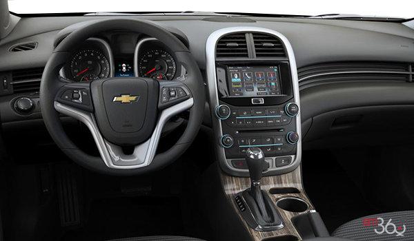 2016 Chevrolet Malibu Limited LT | Photo 3 | Jet Black Premium Cloth/Leatherette