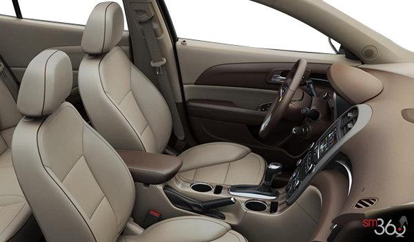 2016 Chevrolet Malibu Limited LTZ   Photo 1   Cocoa/Light Neutral Leather