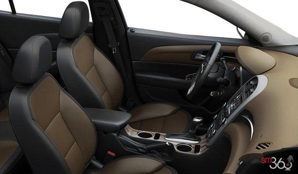 2016 Chevrolet Malibu Limited LTZ | Photo 1 | Jet Black/Brownstone Leather