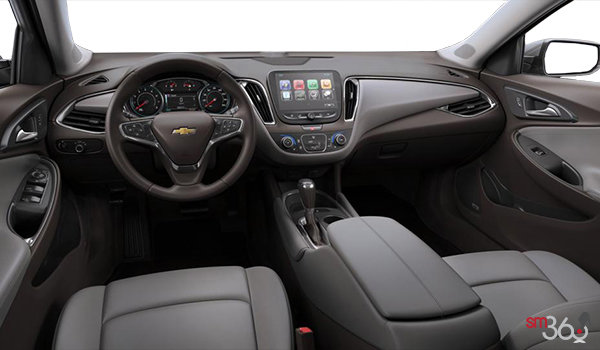 2016 Chevrolet Malibu LT | Photo 3 | Dark Atmosphere/Medium Ash Grey Leather