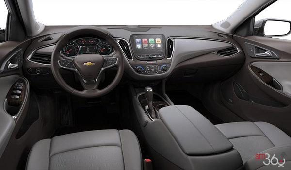 2016 Chevrolet Malibu PREMIER | Photo 3 | Dark Atmosphere/Medium Ash Grey Perforated Leather
