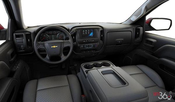 2016 Chevrolet Silverado 1500 CUSTOM | Photo 3 | Dark Ash/Jet Black Cloth