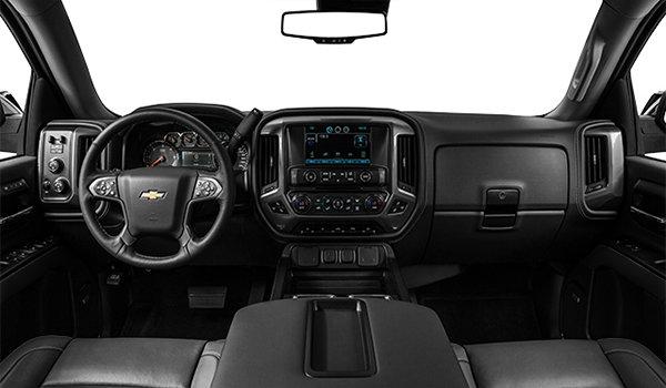 2016 Chevrolet Silverado 1500 LTZ Z71 | Photo 3 | Dark Ash/Jet Black Leather