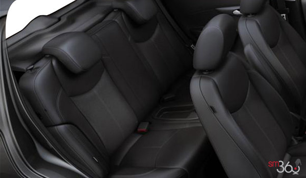 2016 Chevrolet Spark 2LT | Photo 2 | Jet Black/Piano Black Letherette