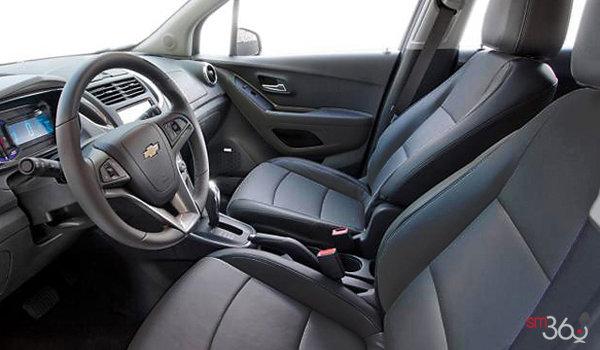 2016 Chevrolet Trax LTZ   Photo 1   Jet Black Leatherette