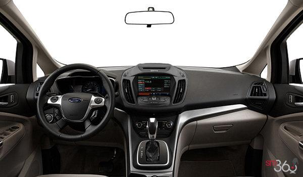 2016 Ford C-MAX SE HYBRID | Photo 3 | Medium Light Stone Cloth