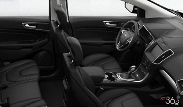 2016 Ford Edge TITANIUM | Photo 1 | Ebony Leather
