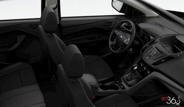 2016 Ford Escape S | Photo 1 | Charcoal Black Cloth