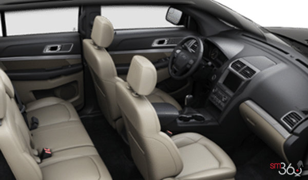 2016 Ford Explorer XLT   Photo 1   Medium Light Camel Leather