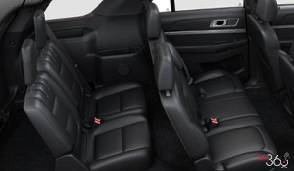2016 Ford Explorer XLT   Photo 2   Ebony Black Leather