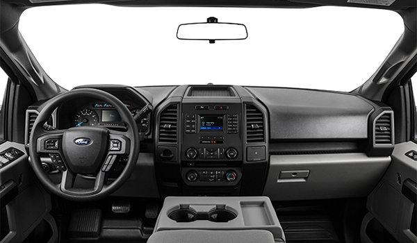 2016 Ford F-150 XL   Photo 3   Medium Earth Grey Vinyl