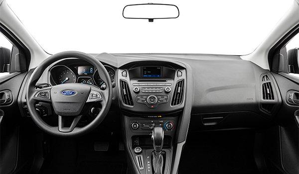 2016 Ford Focus Sedan S | Photo 3 | Charcoal Premium Cloth