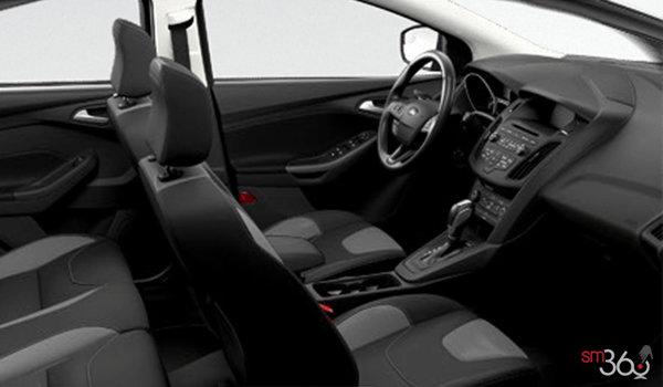 2016 Ford Focus Sedan SE | Photo 1 | Charcoal Black Sport Cloth