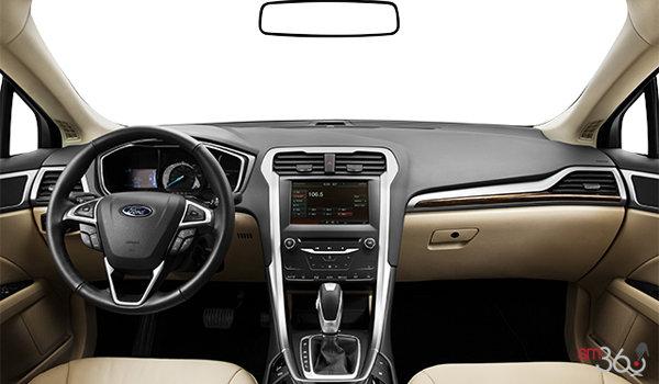 2016 Ford Fusion Energi SE | Photo 3 | Dune Leather