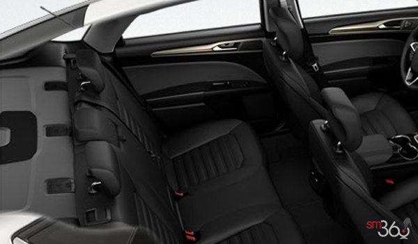 2016 Ford Fusion Energi SE | Photo 2 | Charcoal Black Leather