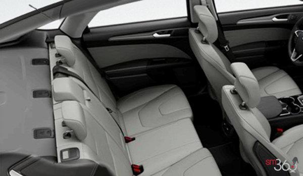 2016 Ford Fusion Energi TITANIUM | Photo 2 | Medium Soft Ceramic Leather