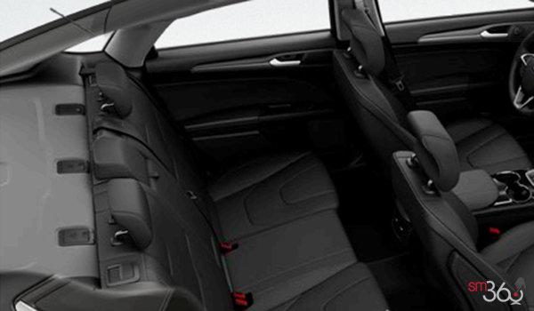 2016 Ford Fusion Energi TITANIUM | Photo 2 | Charcoal Black Leather