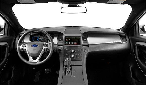 2016 Ford Taurus SEL | Photo 3 | Charcoal Black Cloth