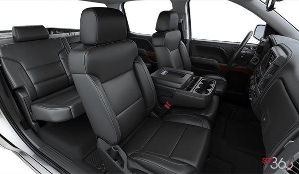 2016 GMC Sierra 1500 SLT | Photo 1 | Jet Black Leather