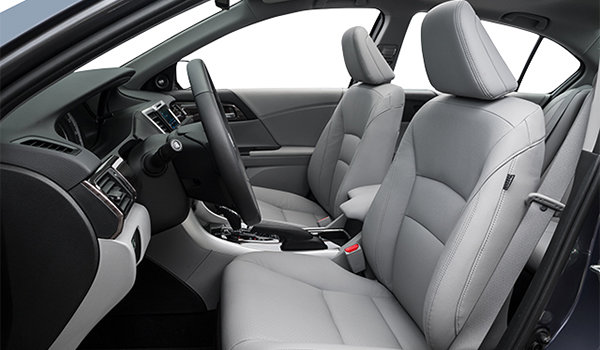 2016 Honda Accord Sedan EX-L   Photo 1   Grey Leather