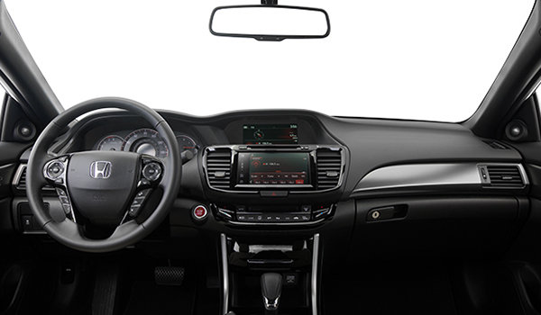 2016 Honda Accord Coupe TOURING | Photo 3 | Black Leather
