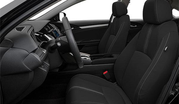 2016 Honda Civic Sedan EX | Photo 1 | Black Fabric