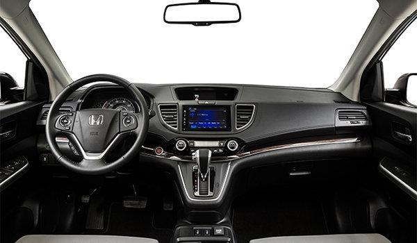 2016 Honda CR-V EX-L | Photo 3 | Grey Leather