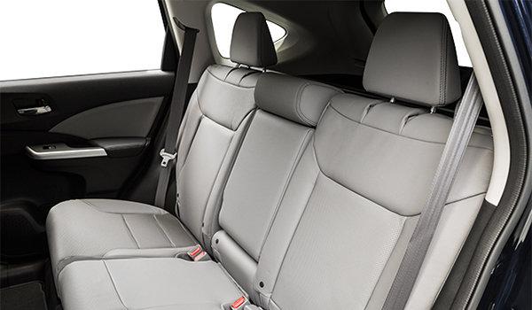 2016 Honda CR-V TOURING | Photo 2 | Grey Leather