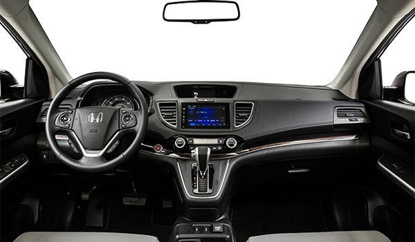 2016 Honda CR-V TOURING | Photo 3 | Grey Leather
