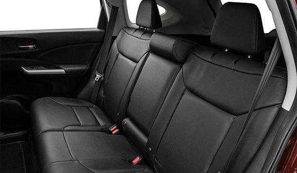 2016 Honda CR-V TOURING | Photo 2 | Black Leather